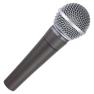 Zang/spraak microfoon shure