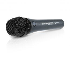 Zang/spraak microfoon sennheiser