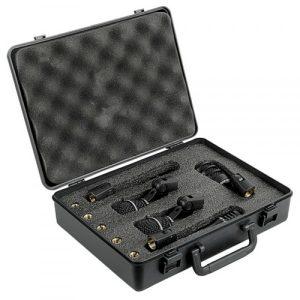 Drumkit, 5-delige microfoon set-657