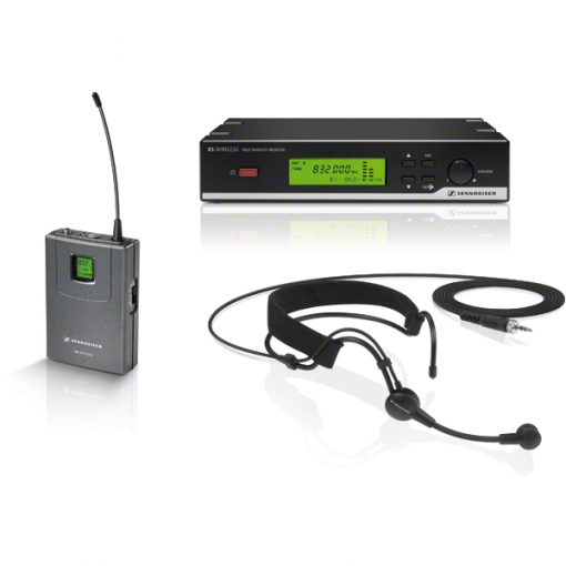 Draadloze headset microfoon