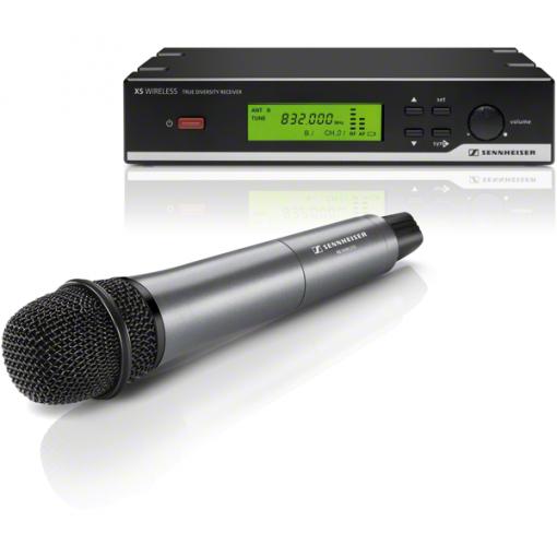 Draadloze handheld microfoon-0