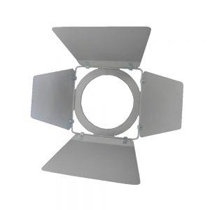 Barndoor voor multibeam spot of fresnel