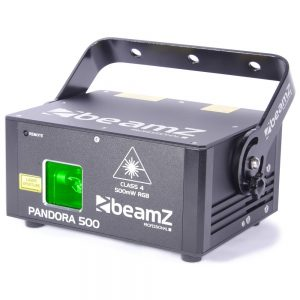 Pandora 500 TTL Laser RGB 15kpps-0