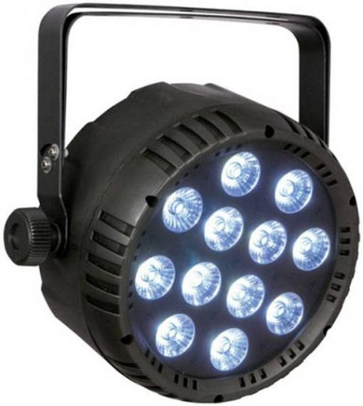 Clubpar LED 12-4-0