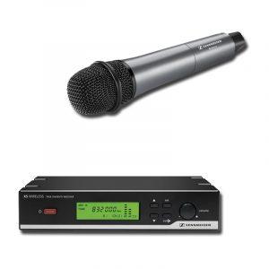 JH-RENT Handheld microfoon en ontvanger