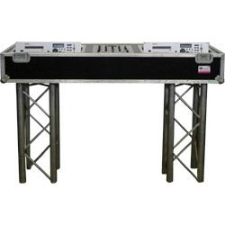 Audiomeubel incl. mixer en cd spelers