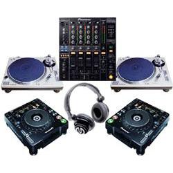 Pro DJ set 2