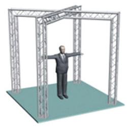 Promo Stand X model