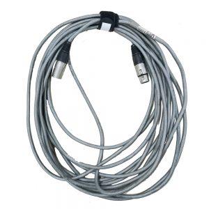 DMX kabel 10 meter